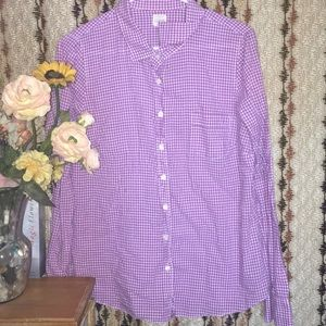 J.Crew Button Down Woman Top!